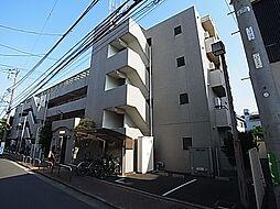 サンクレール青井[4階]の外観