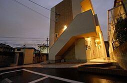 グランディール箱崎[2階]の外観