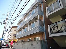 エスタール兵庫[3階]の外観