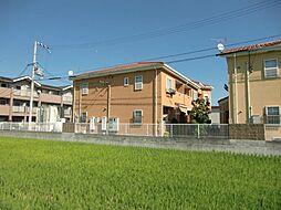 和歌山県和歌山市南出島の賃貸アパートの外観