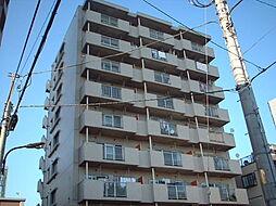 東京都練馬区中村北の賃貸マンションの外観