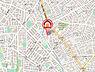 地図,1DK,面積21.06m2,賃料2.5万円,バス 函館バス白百合学園下車 徒歩7分,,北海道函館市本通4丁目31番12号