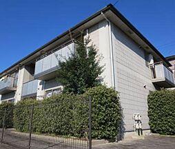 ガーデン青山 2-A[2階]の外観