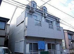 埼玉県さいたま市桜区南元宿2丁目の賃貸アパートの外観