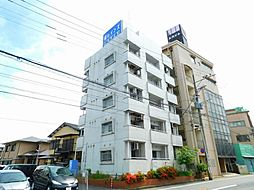 福岡県北九州市小倉北区原町1丁目の賃貸マンションの外観