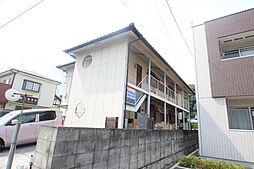 広島県廿日市市宮内の賃貸アパートの外観