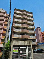 レオ住之江公園[8階]の外観