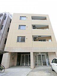 東京都大田区中央1丁目の賃貸マンションの外観