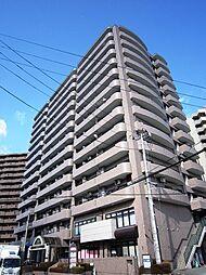 ライオンズマンション開運橋[8階]の外観