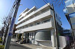 千葉県流山市南流山3の賃貸マンションの外観