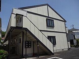 ハイツカジヤマ[1階]の外観