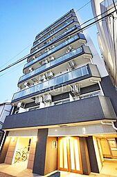 エルニシア横浜蒔田[7階]の外観