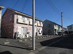 エクセレントベルB[1階]の外観