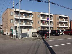 北海道旭川市神楽七条11丁目の賃貸マンションの外観