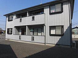 アネックス21坂田[102号室]の外観