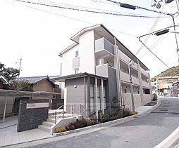 京都府京都市伏見区桃山町大津町の賃貸マンションの外観
