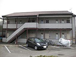 ハイツフレンド大島II[1階]の外観
