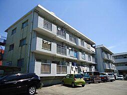 愛知県名古屋市名東区藤森2の賃貸マンションの外観
