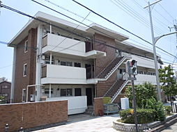 街兼山荘[3号室]の外観