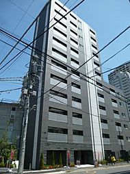 東京都港区東麻布2丁目の賃貸マンションの外観