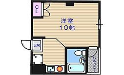 I-ZONE[3階]の間取り