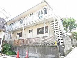 神奈川県秦野市萩が丘の賃貸アパートの外観