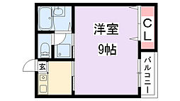 片町線 忍ヶ丘駅 徒歩8分