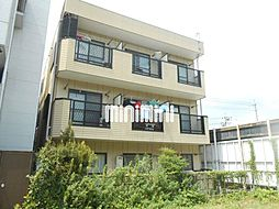 GRACIAS HARA[2階]の外観