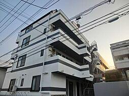 マンションプリムラ[2階]の外観