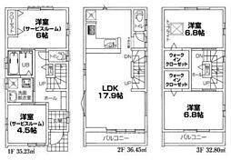 梅島駅 4,290万円