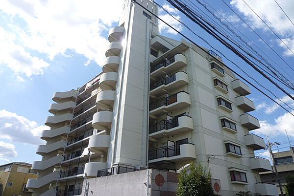 ドリーム松村弐番館[3階]の外観