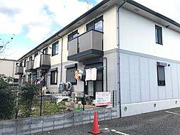 埼玉県春日部市緑町4丁目の賃貸アパートの外観