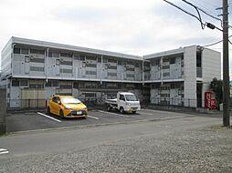 神奈川県相模原市緑区田名の賃貸アパートの外観