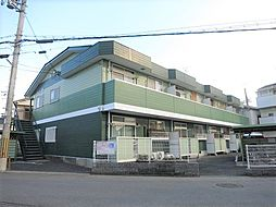 大阪府寝屋川市三井南町の賃貸アパートの外観