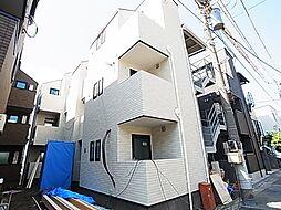 東京都足立区千住緑町2丁目の賃貸アパートの外観
