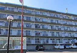 滋賀県大津市小野の賃貸マンションの外観