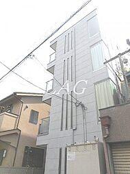 東京都墨田区東向島4丁目の賃貸アパートの外観
