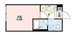 nomad四つ木(ノマド四つ木)[2階]の間取り