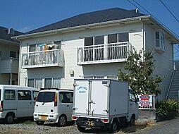 エステートピアコムA・B[2階]の外観