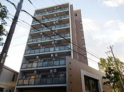 兵庫県尼崎市南清水の賃貸マンションの外観
