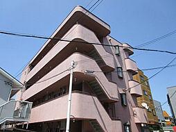 シャンテー甲斐田[4階]の外観