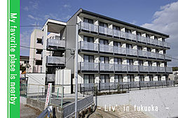 福岡県福岡市城南区七隈7丁目の賃貸マンションの外観