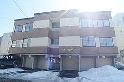 北海道札幌市西区発寒五条5丁目の賃貸アパートの外観