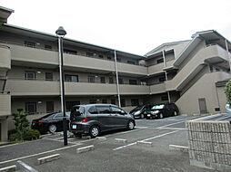 兵庫県西宮市下大市西町の賃貸マンションの外観
