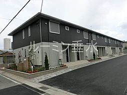 エクレール福井[2066号室]の外観