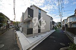 ワコーレヴィアーノSUMA須磨寺[201号室]の外観
