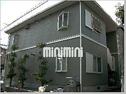 パティオモア西賀茂[2階]の外観