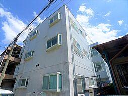 埼玉県越谷市北越谷1丁目の賃貸マンションの外観
