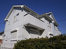 神奈川県横浜市港南区港南台2丁目の賃貸アパートの外観
