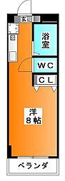 KTハイム[2階]の間取り